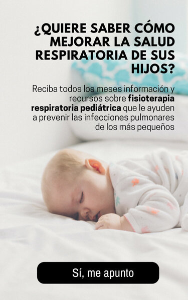 banner suscripcion fisioterapia respiratoria pediatrica