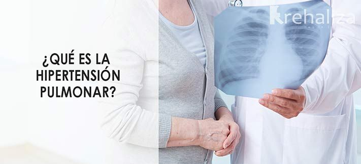 ¿Qué es la hipertensión pulmonar?
